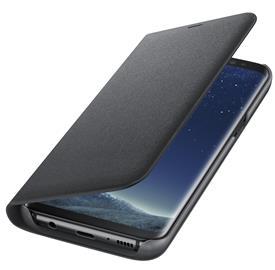 Samsung EF-NG950PB LED View Cover Galaxy S8, Black