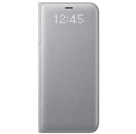 Samsung EF-NG950PS LED View Cover Galaxy S8,Silver