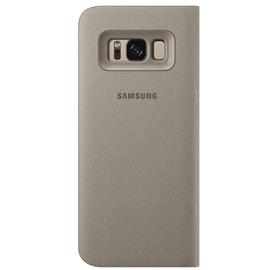 Samsung EF-NG950PF LED View Cover Galaxy S8, Gold