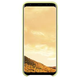 Samsung EF-PG950TG Silicone Cover Galaxy S8, Green