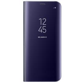 Samsung EF-ZG955CV Flip Clear View Galaxy S8+,Viol
