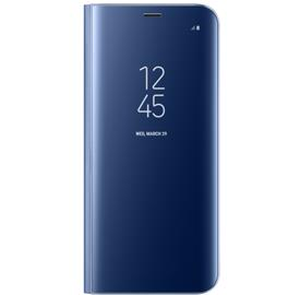 Samsung EF-ZG955CL Flip Clear View Galaxy S8+,Blue