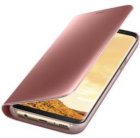 Samsung EF-ZG955CP Flip Clear View Galaxy S8+,Pink