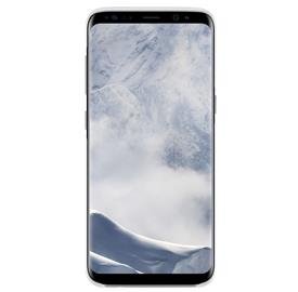 Samsung EF-QG955CS Clear Cover Galaxy S8+, Silver