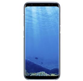 Samsung EF-QG955CL Clear Cover Galaxy S8+, Blue