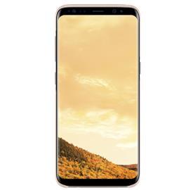 Samsung EF-QG955CP Clear Cover Galaxy S8+, Pink