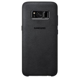 Samsung EF-XG955AS Alcantara Cover Galaxy S8+,Gray