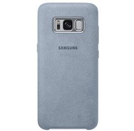 Samsung EF-XG955AM Alcantara Cover Galaxy S8+,Mint