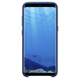 Samsung EF-XG955AL Alcantara Cover Galaxy S8+,Blue