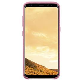 Samsung EF-XG955AP Alcantara Cover Galaxy S8+,Pink