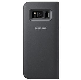 Samsung EF-NG955PB LED View Cover Galaxy S8+,Black