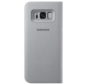 Samsung EF-NG955PS LED View Cover Galaxy S8+,Silve