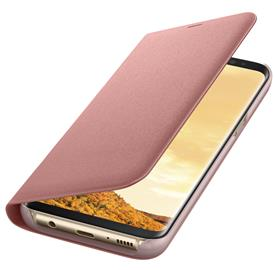 Samsung EF-NG955PP LED View Cover Galaxy S8+, Pink