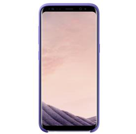 Samsung EF-PG955TV Silicone Cover Galaxy S8+,Viole