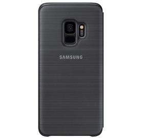 Samsung EF-NG960PB LED View Cover Galaxy S9, Black
