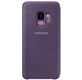 Samsung EF-NG960PV LED View Cover Galaxy S9,Purple