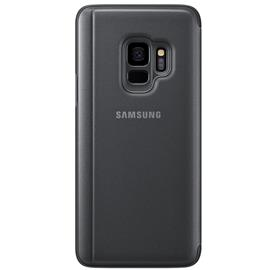 Samsung EF-ZG960CB Flip Clear View Galaxy S9,Black