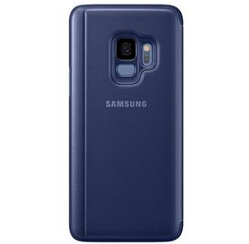 Samsung EF-ZG960CL Flip Clear View Galaxy S9, Blue