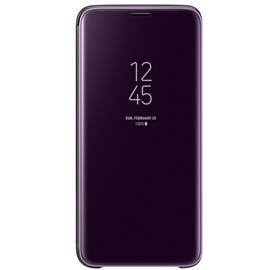 Samsung EF-ZG960CV Flip Clear View Galaxy S9,Purpl