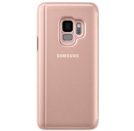 Samsung EF-ZG960CF Flip Clear View Galaxy S9, Gold