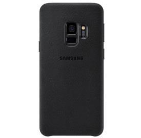 Samsung EF-XG960AB Alcantara Cover Galaxy S9,Black