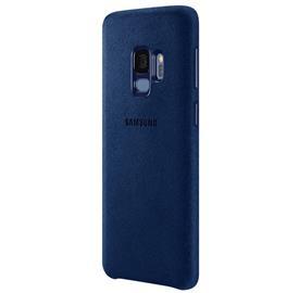 Samsung EF-XG960AL Alcantara Cover Galaxy S9, Blue