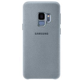 Samsung EF-XG960AM Alcantara Cover Galaxy S9, Mint