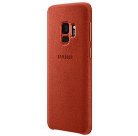 Samsung EF-XG960AR Alcantara Cover Galaxy S9, Red
