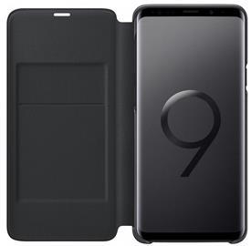 Samsung EF-NG965PB LED View Cover Galaxy S9+,Black