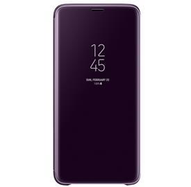 Samsung EF-ZG965CV Flip Clear View Galaxy S9+,Purp