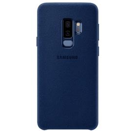 Samsung EF-XG965AL Alcantara Cover Galaxy S9+,Blue