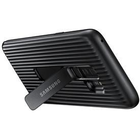 Samsung EF-RG965CB Standing Cover Galaxy S9+,Black