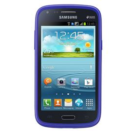 Samsung EF-PI826BL Blue pouzdro Plus Galaxy Core