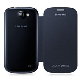 Samsung EF-FI873BL flip pouzdro Galaxy Expres,Blue