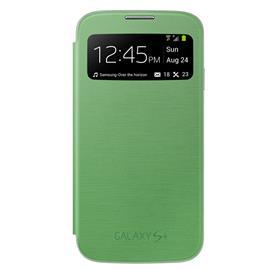 Samsung EF-CI950BGEG Green flip S-view Galaxy S4