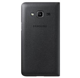 Samsung EF-WJ320PB Flip pouzdro Galaxy J3, Black
