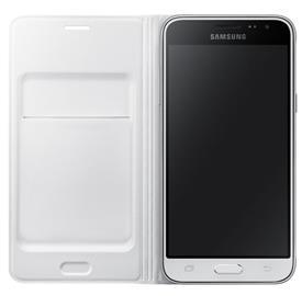 Samsung EF-WJ320PW Flip pouzdro Galaxy J3, White