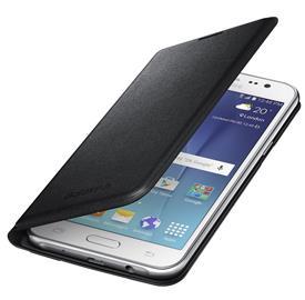 Samsung EF-WJ500BB Flip pouzdro Galaxy J5, Black