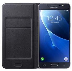Samsung EF-WJ510PB Flip pouzdro Galaxy J5, Black