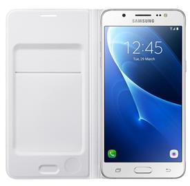 Samsung EF-WJ510PW Flip pouzdro Galaxy J5, White