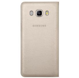 Samsung EF-WJ510PF Flip pouzdro Galaxy J5, Gold