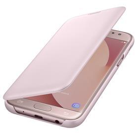 Samsung EF-WJ530CP Wallet Cover Galaxy J5, Pink