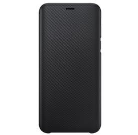 Samsung EF-WJ600CB Wallet Cover Galaxy J6, Black