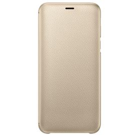 Samsung EF-WJ600CF Wallet Cover Galaxy J6, Gold