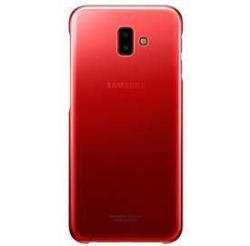 Samsung EF-AJ610CR Gradation Cover Galaxy J6+, Red