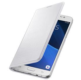 Samsung EF-WJ710PW Flip pouzdro Galaxy J7, White