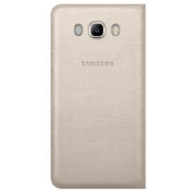 Samsung EF-WJ710PF Flip pouzdro Galaxy J7, Gold