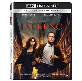 Inferno - 4K UHD Blu-ray disk