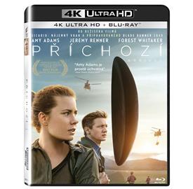 Příchozí - 4K UHD Blu-ray disk