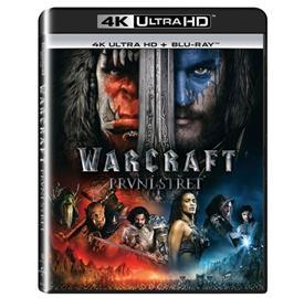 Warcraft: První střet - 4K UHD Blu-ray disk